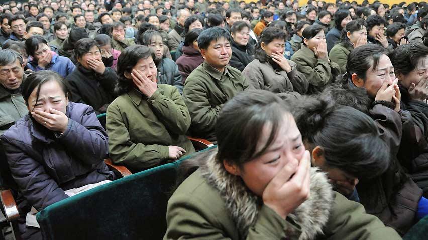 Comunismo - Coreia do Norte obrigou famílias assistirem o fuzilamento de parentes