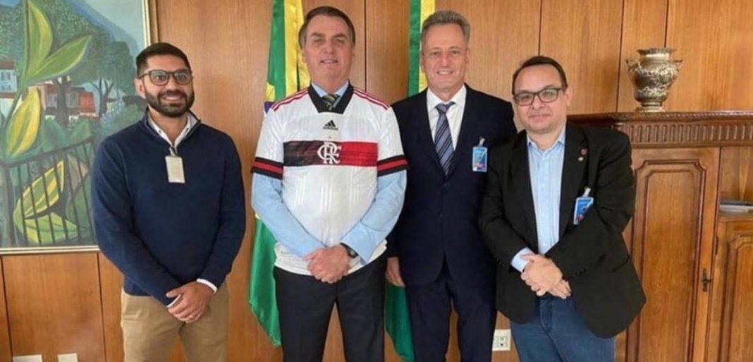 Globo ameaça processar o Flamengo por transmissão de jogos após MP de Bolsonaro