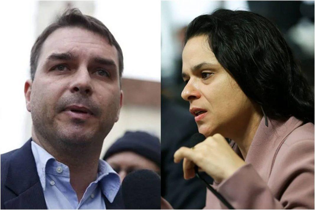 Para poupar Bolsonaro, Janaína pede para Flávio confessar supostos