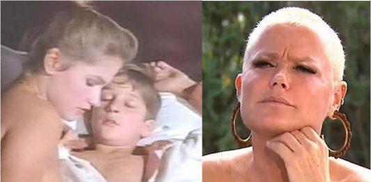 Xuxa diz que fez filme com cena erótica com criança de 12 anos por causa de Pelé