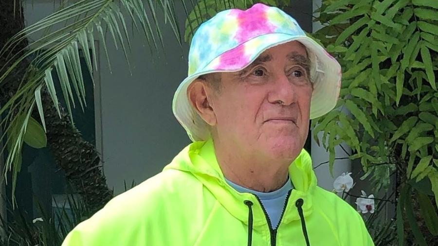 Globo demite Renato Aragão após 44 anos de trabalhos prestados à emissora