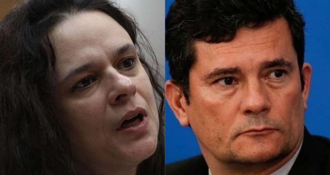 Janaína revela chance de apoiar Moro, mas critica: