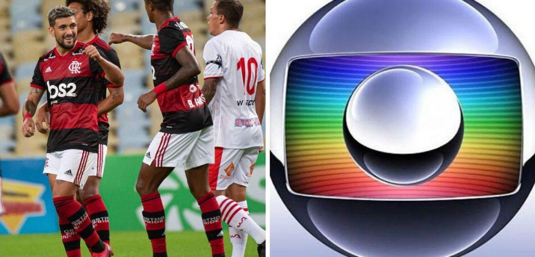 Flamengo desbanca a Globo e bate recorde de audiência com jogo pelo YouTube