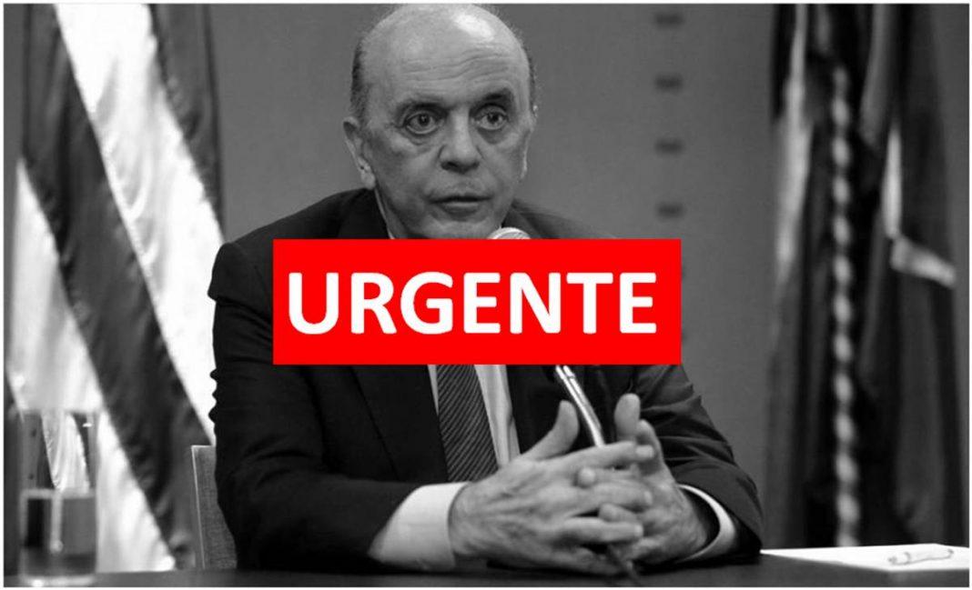 Polícia Federal cumpre mandados em que José Serra é denunciado pela Lava Jato