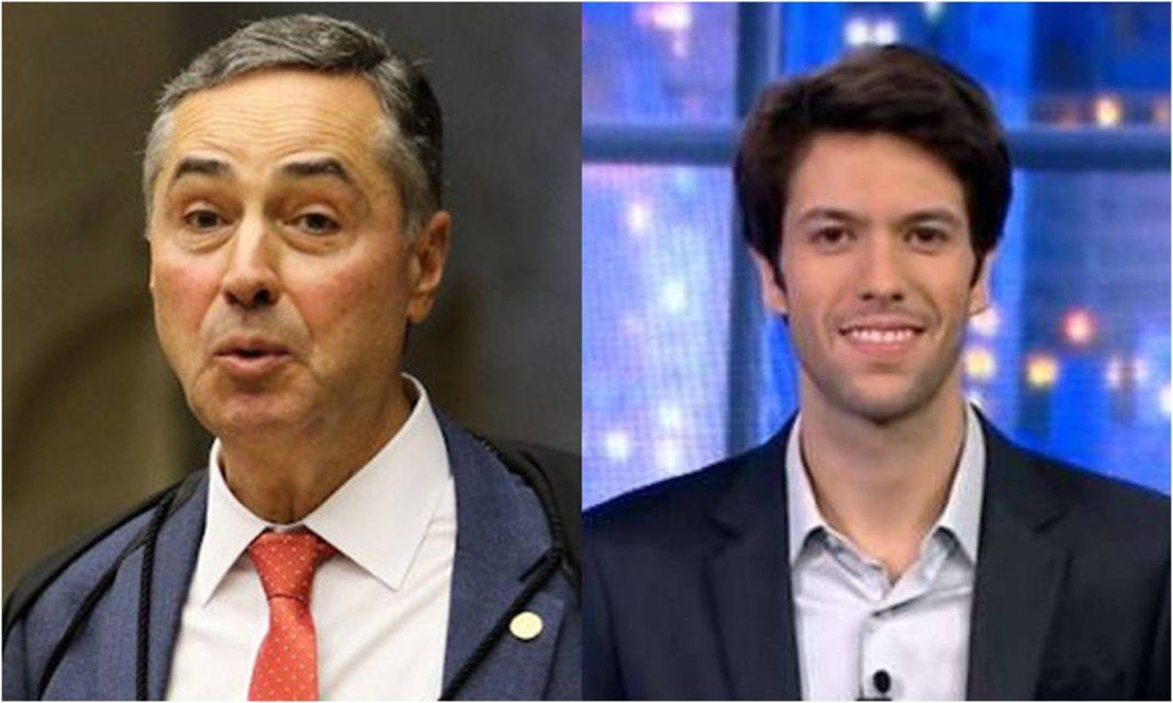 Por que em vez do Felipe Neto, Barroso não debate com Caio Coppolla?