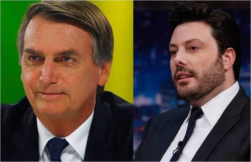 Bolsonaro rebate Gentilli, nega que pediu sua demissão e diz que ele