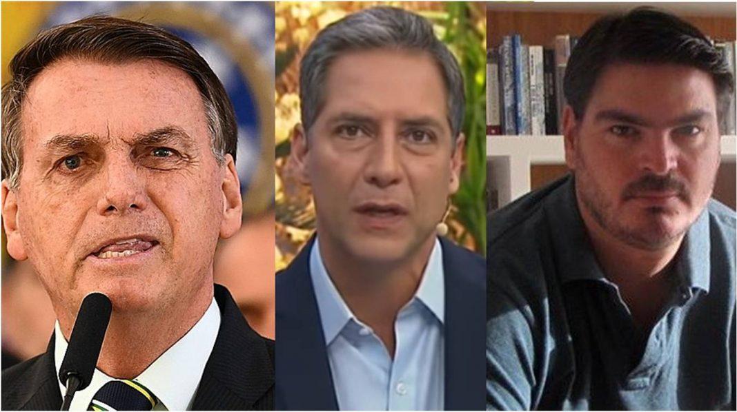 Bolsonaro defende jornalistas atacados: