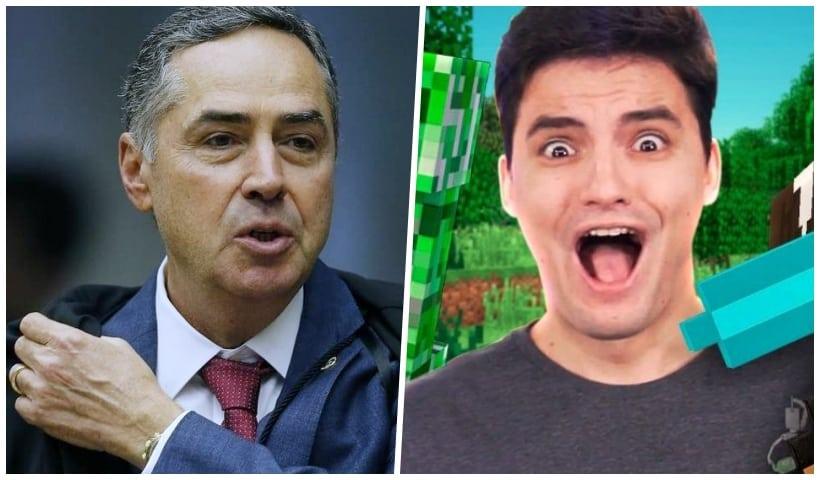 Uma avalanche de críticas: live entre Barroso e Felipe Neto é marcada por rejeições
