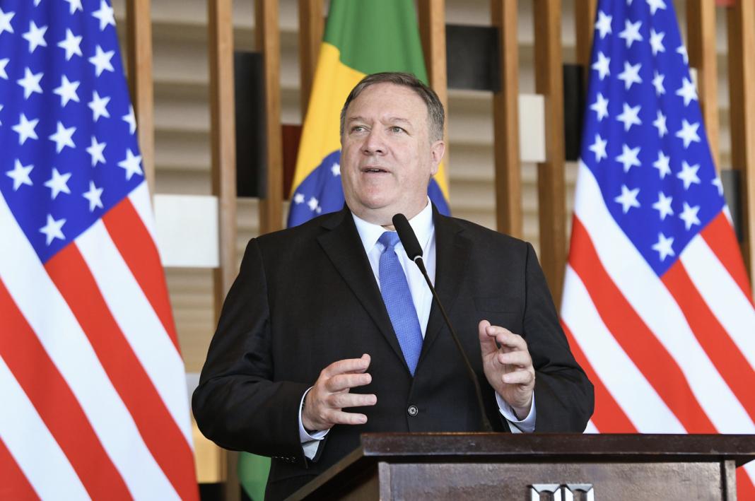 """Chanceler dos EUA faz alerta ao mundo: """"A China de hoje é cada vez mais autoritária"""