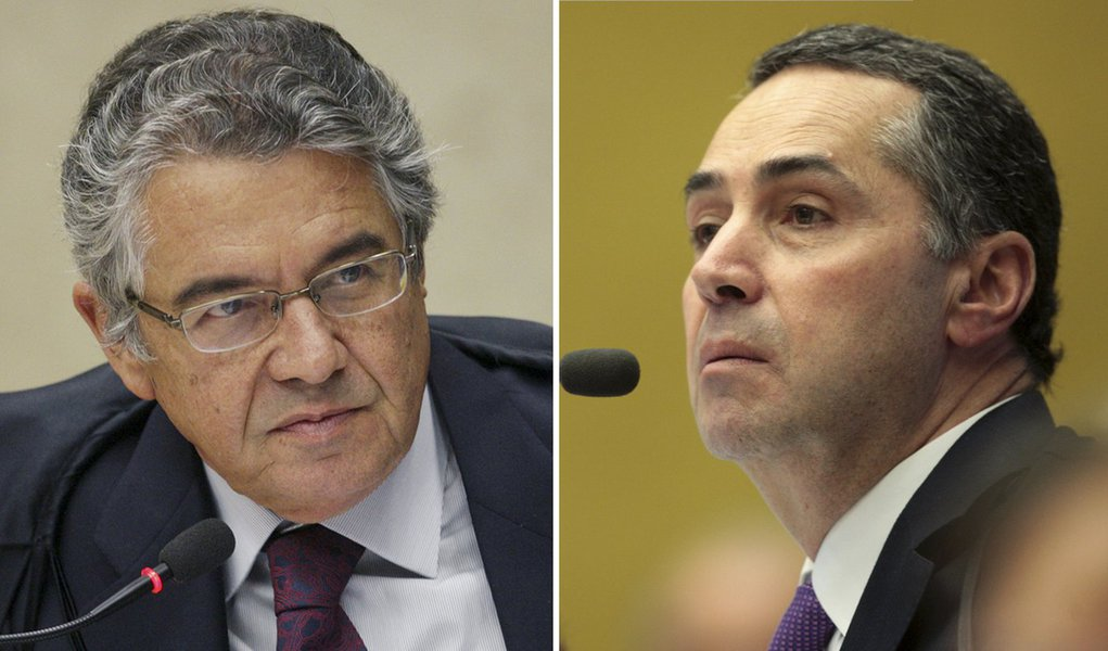 Aurélio detona Barroso e defende Bolsonaro: