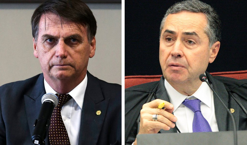 E se fosse Bolsonaro acusando Barroso de defender