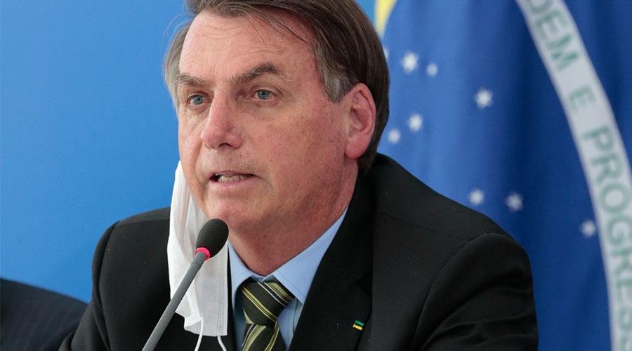 Bolsonaro insinua que politização da Globo sobre pandemia