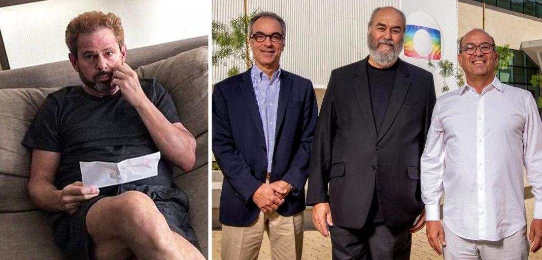 Doleiro delata donos da Globo: irmãos Marinho recebiam até 300 mil dólares em pacote