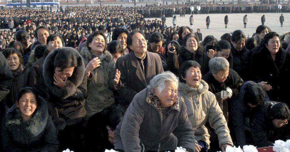 DENÚNCIA: Coreia do Norte mata bebês de prisioneiras e faz abortos forçados, diz ONU