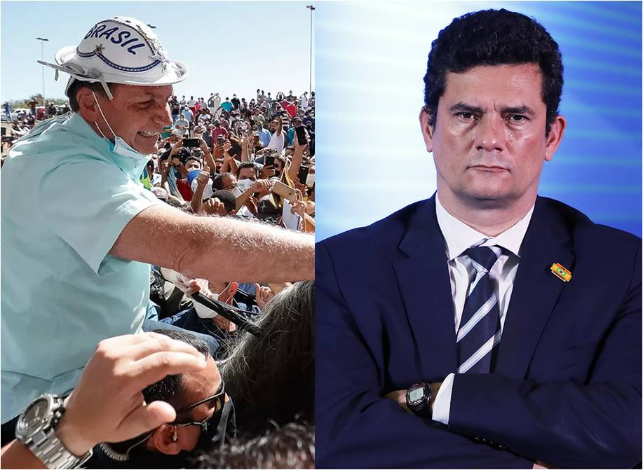 Após quatro meses, Tempestade Moro vira garoa, Bolsonaro cresce e ex-ministro