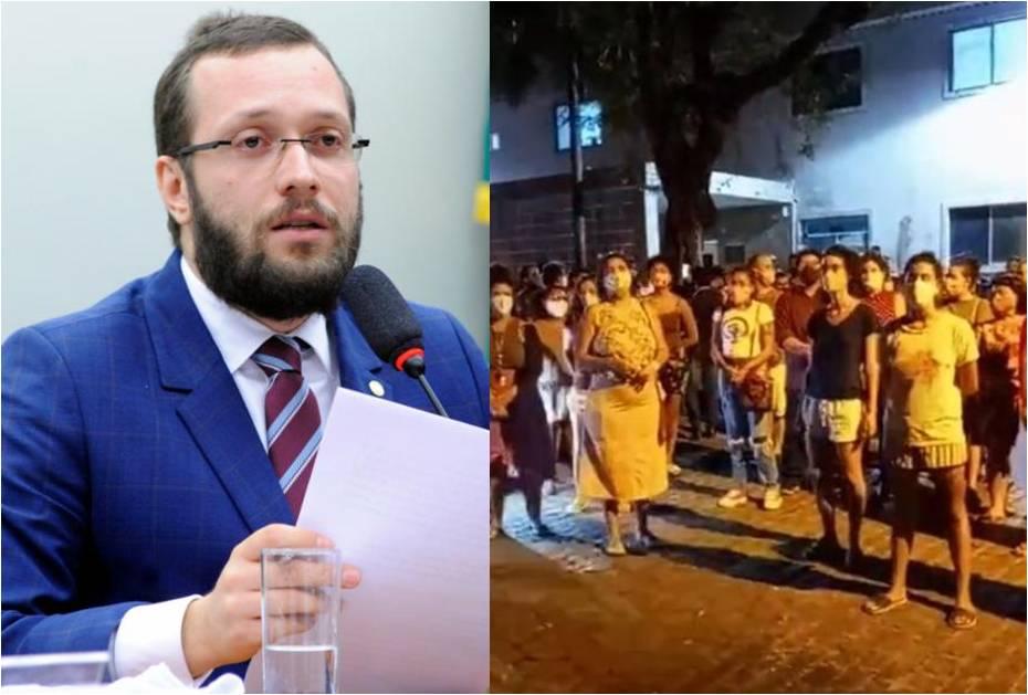 Deputado pede urgência em projeto de Bolsonaro para castração química de abusadores