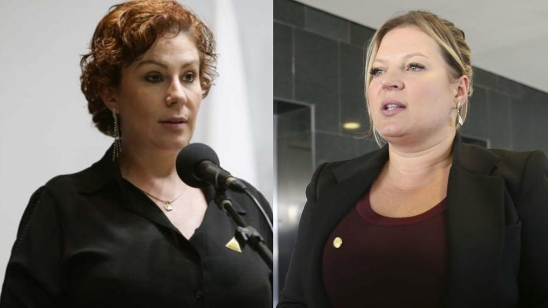 Zambelli critica candidatura de Joice à Prefeitura de SP: