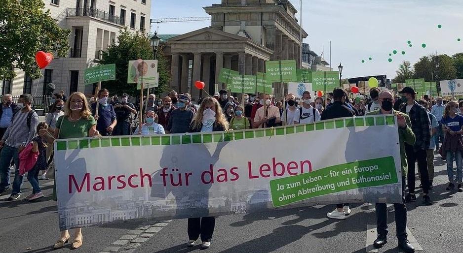 """Alemães: """"Proteger a vida humana também faz parte da proteção do meio ambiente"""