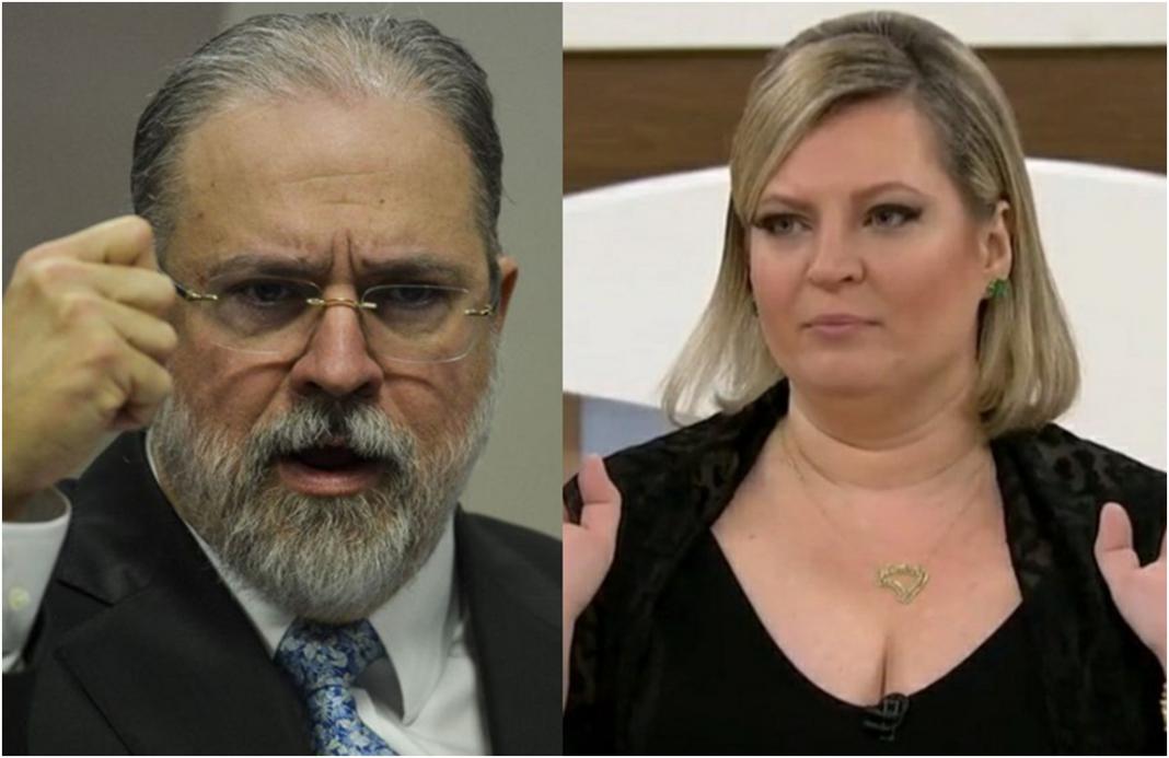 Aras pede ao STF inquérito contra Joice e deputada rebate: