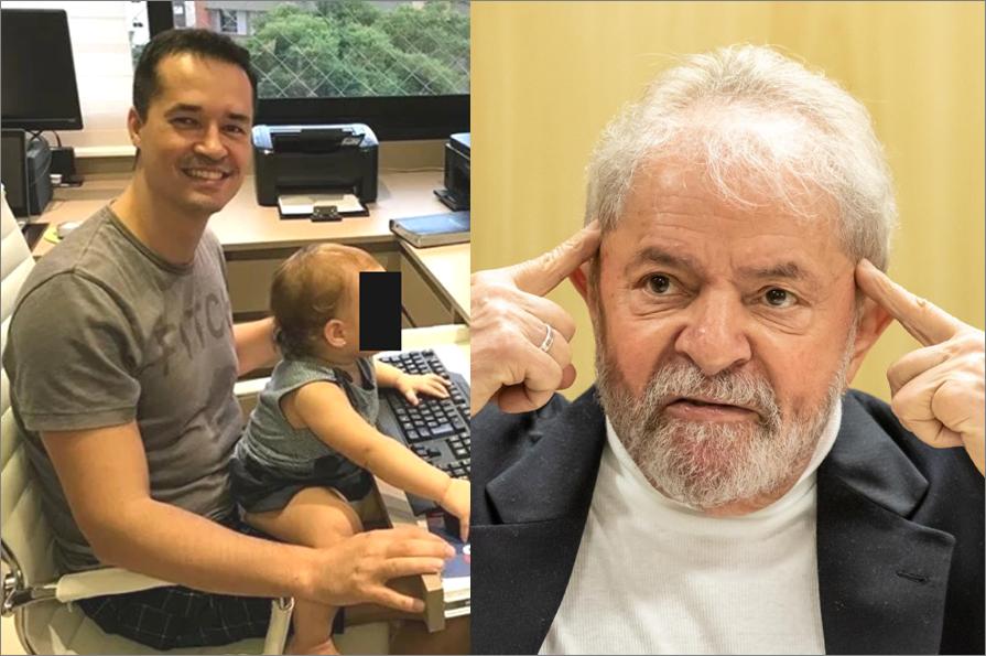 Após Deltan se afastar para cuidar da saúde da filha, Lula ataca procurador: