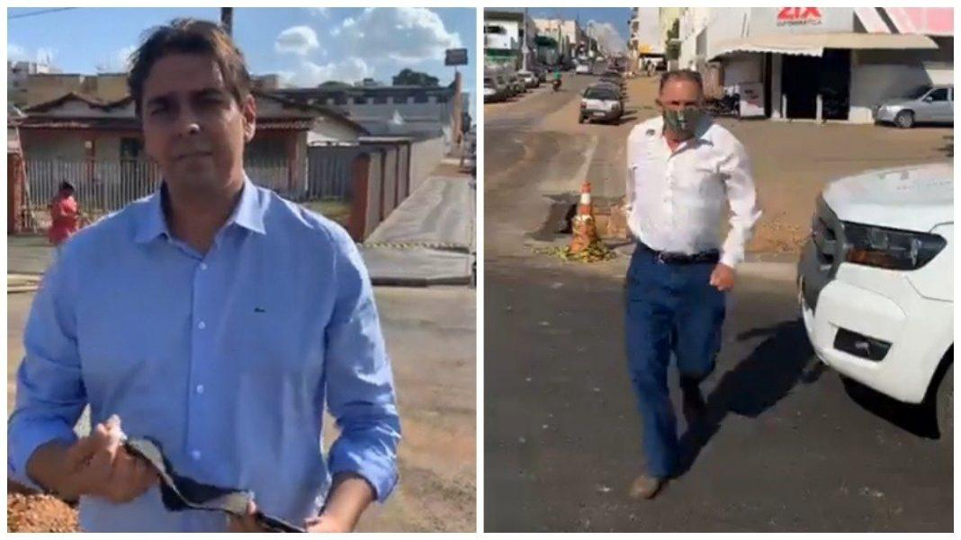 VÍDEO: Ex-vereador é morto a tiros por irmão de prefeito após denúncia em live
