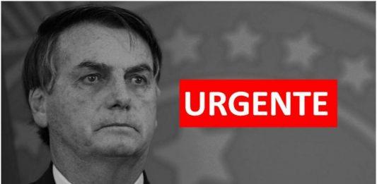"""Bolsonaro dá """"voadora"""" e manda afastar Senador flagrado com dinheiro na bunda"""