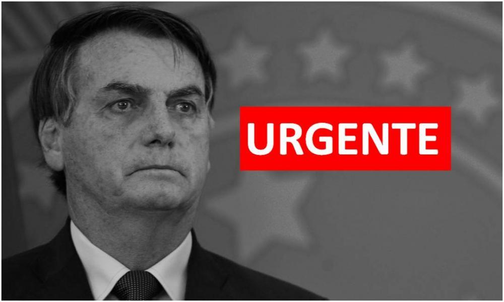 Bolsonaro dá