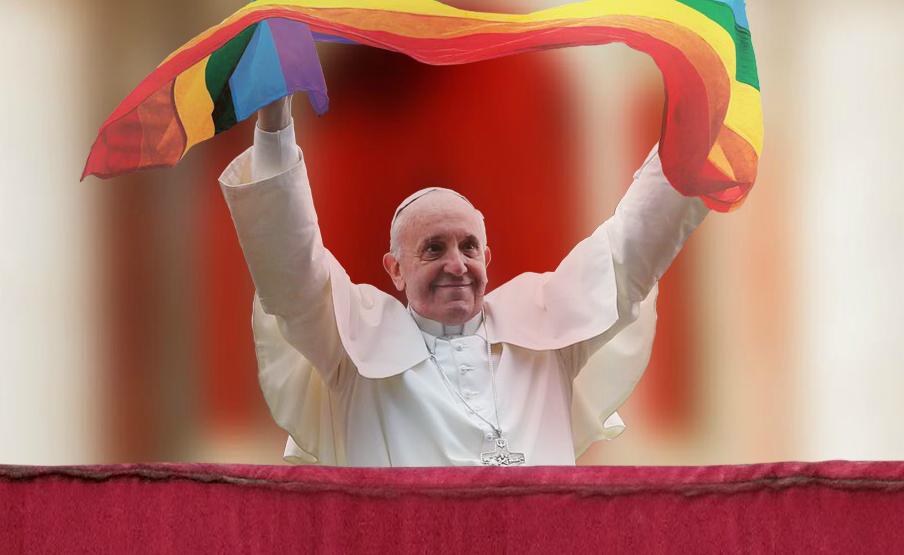 Papa Francisco defende