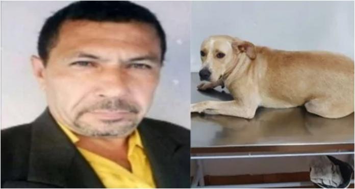 Candidato do PT é filmado estuprando uma cachorra; acusado está foragido
