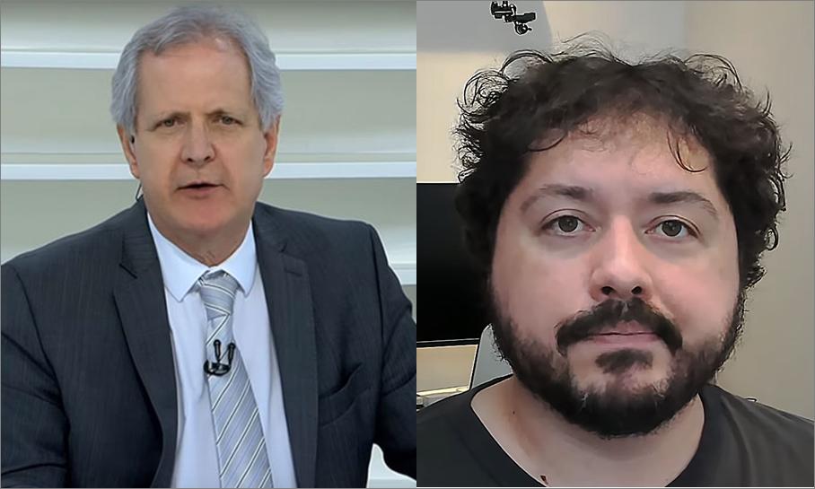 Augusto Nunes chama Atila Iamarino de