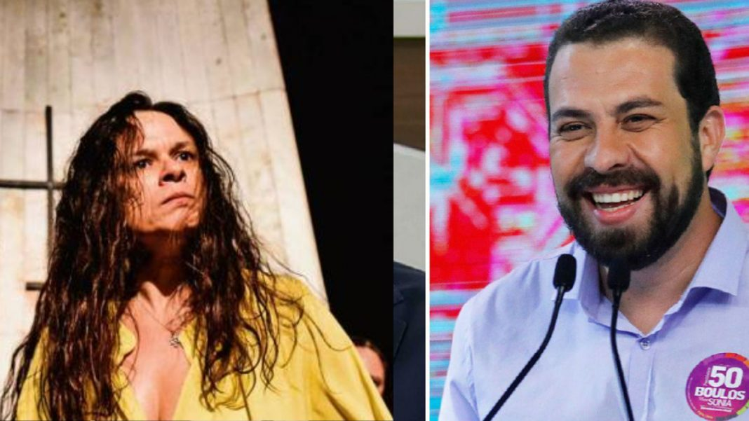 Janaína sobre Lula e a disputa eleitoral em SP: