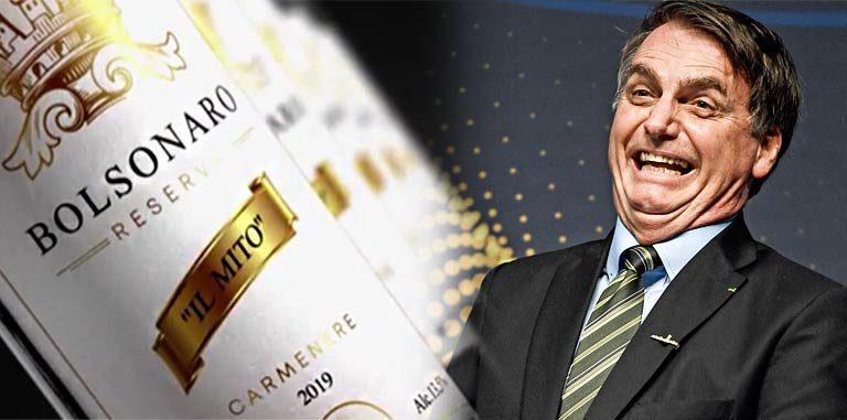 Vinho Bolsonaro Il Mito: saiba o preço e onde comprar no Brasil