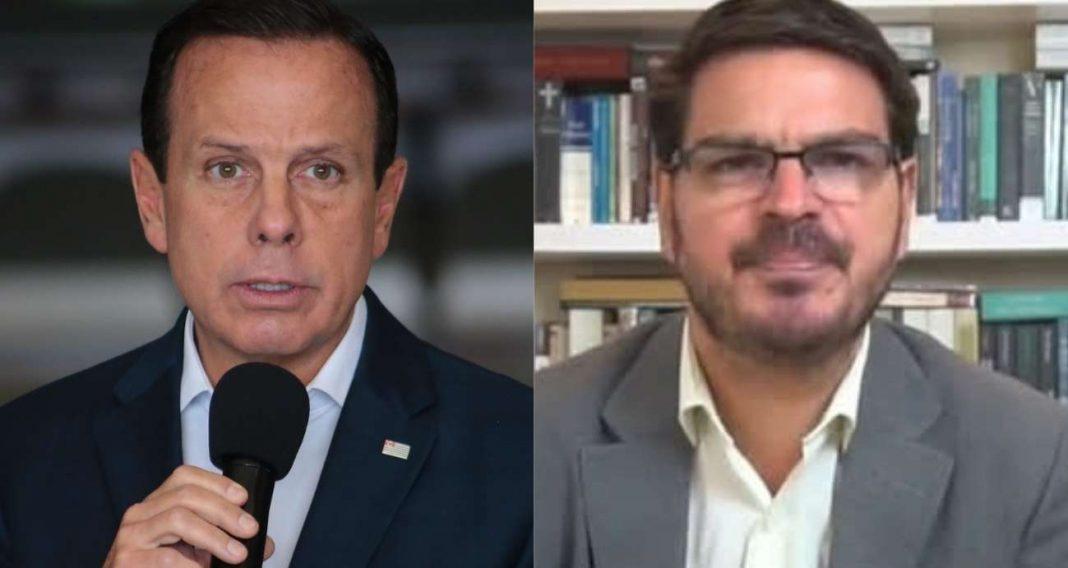 Rodrigo Constantino detona Doria: