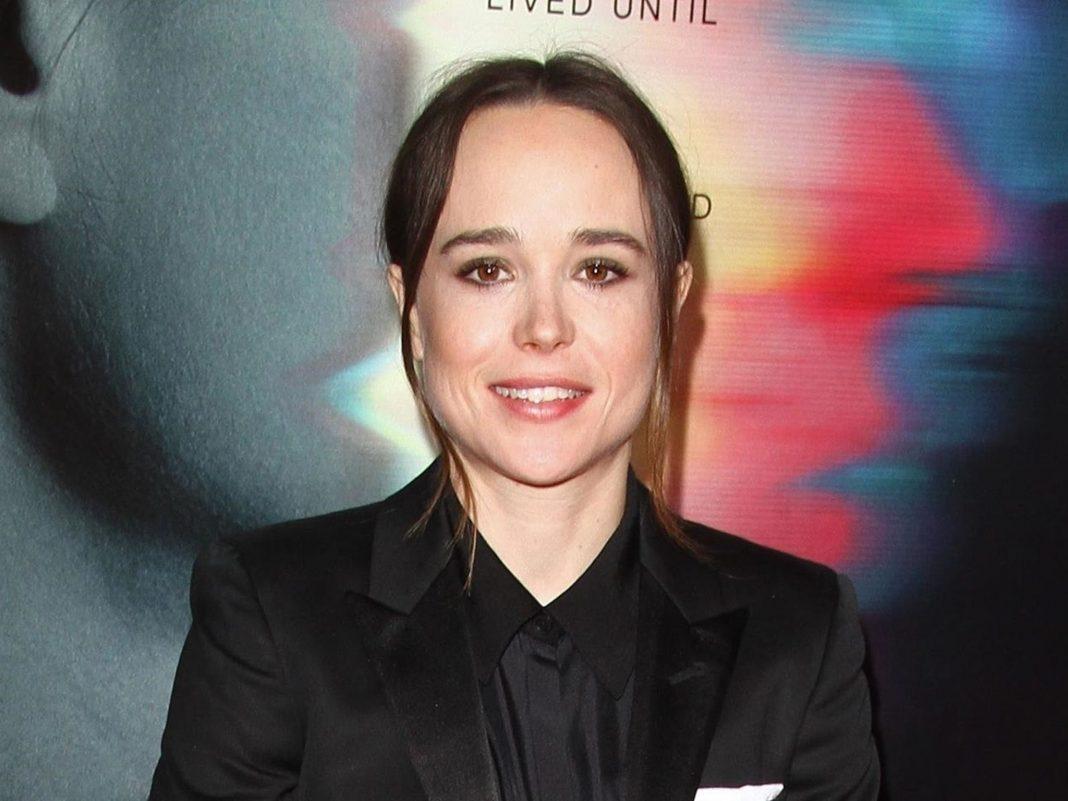 Atriz Ellen Page diz que agora é um