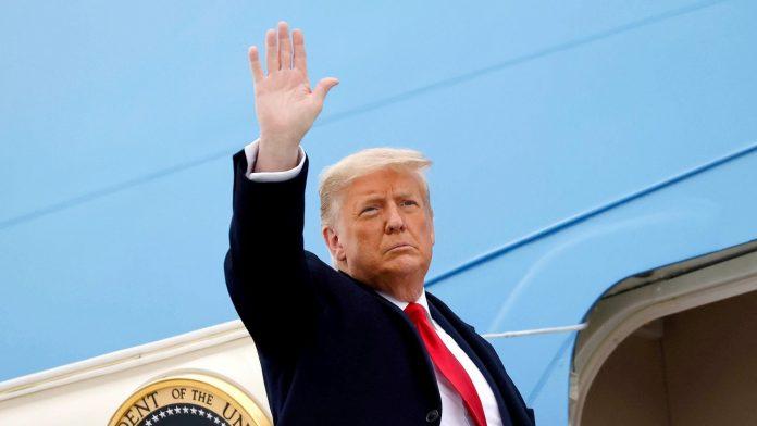 Trump se despede da presidência dos EUA, mas cria expectativa ao fazer promessa