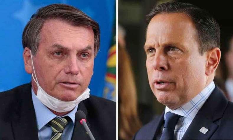 Bolsonaro comenta eficácia da vacina CoronaVac: