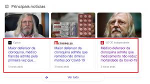 Mídias brasileiras espalharam fake news sobre Didier Raoult.