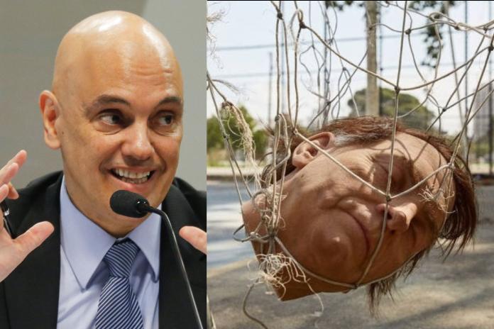 Não pode criticar ministro do STF, mas pode esculhambar o presidente da República?