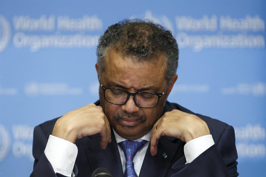 Painel da OMS diz que a própria OMS falhou no combate inicial à pandemia