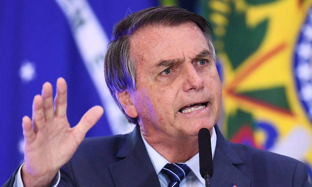 Bolsonaro diz que no passado