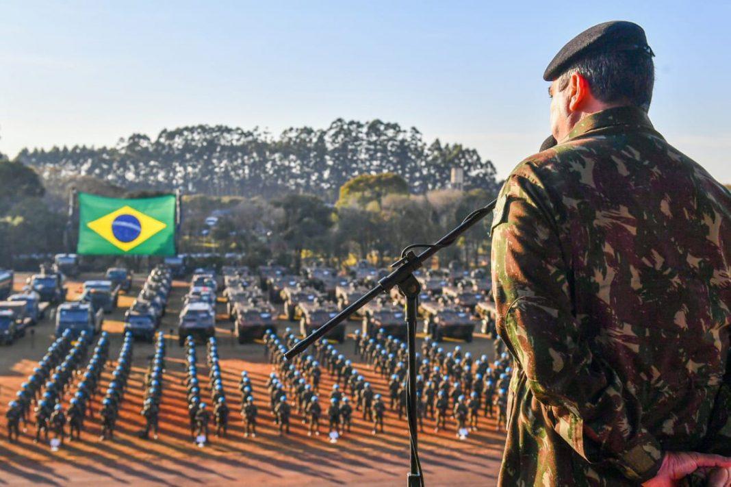 Clima de tensão: discussão sobre o voto impresso já envolve a cúpula dos militares