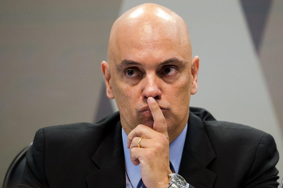 Google e Twitter dizem que ordens de Moraes contra bolsonaristas é