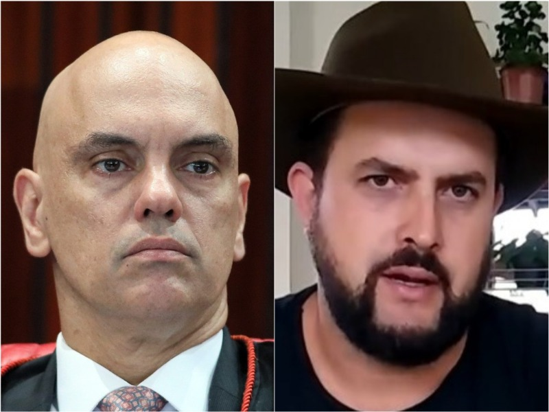 Tiro no pé? Prisão Zé Trovão a mando de Moraes vai incendiar os caminhoneiros do país