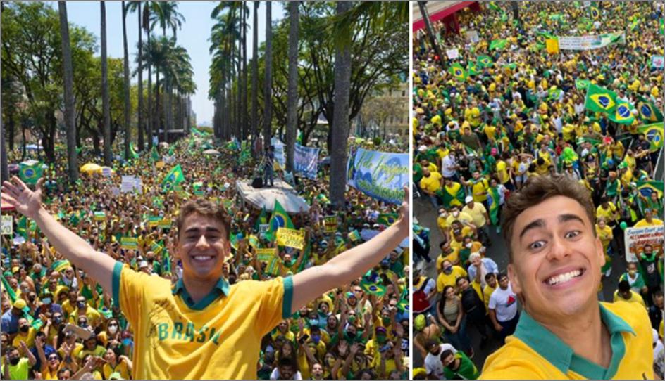 Não é de agora que os apoiadores do presidente Jair Bolsonaro são chamados pela oposição e até por parte da grande imprensa de