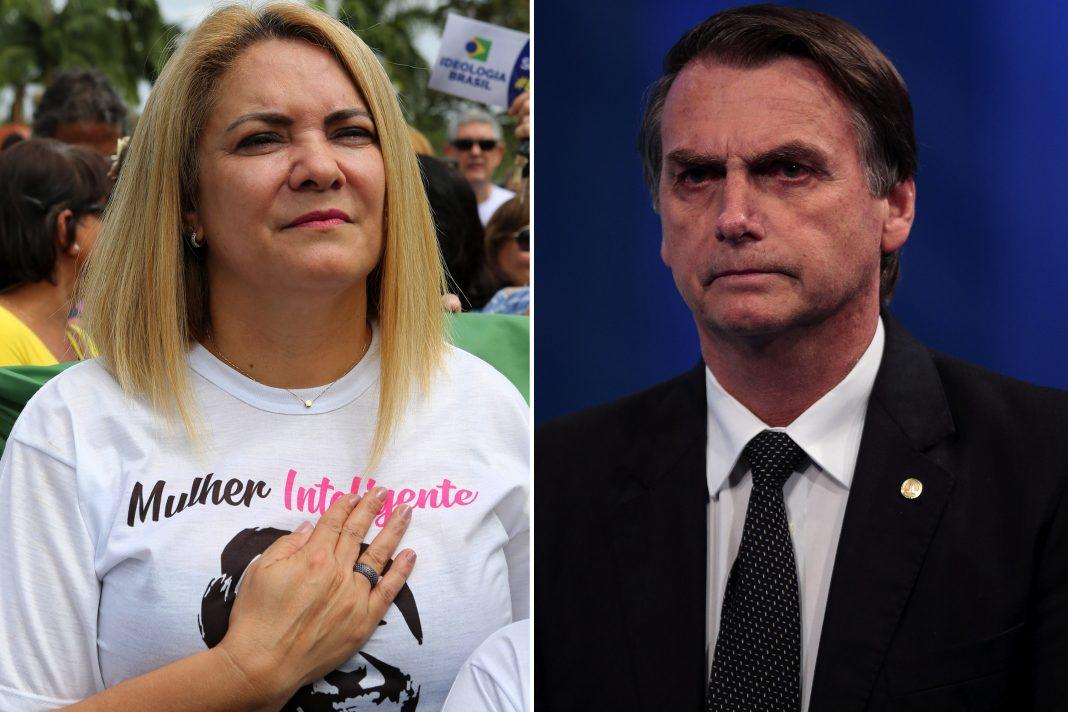 Apelação? CPI da Covid convoca ex-esposa de Bolsonaro para depor na comissão