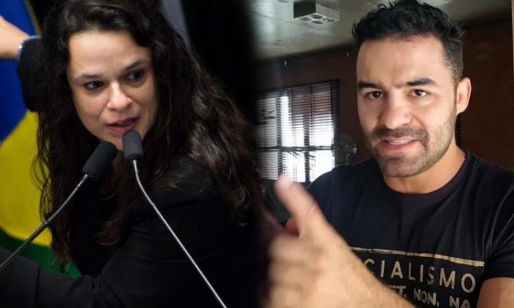 Janaína anuncia representação criminal contra 'MamãeFalei' por falsa acusação