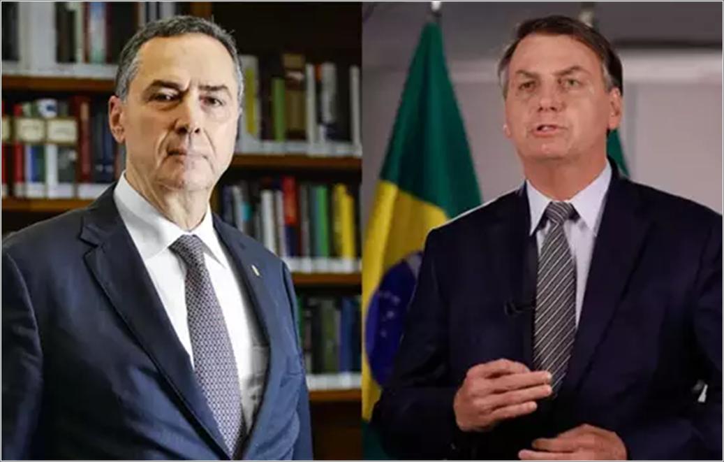 Barroso sobre Bolsonaro: 'Fico feliz que tenha se convencido que não há problema'